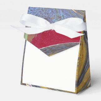Strudel 01.05.3-Colors des Rosts/der Rost-Kunst Geschenkschachtel
