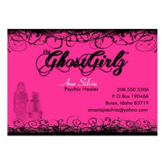 Strudel-Karten-Geist Jumbo-Visitenkarten