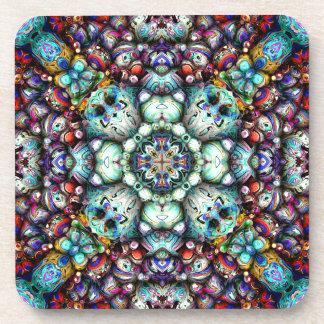 Strukturelle Oberflächen von Symmetrie Untersetzer