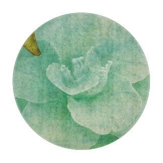 Strukturierte Blume durch Shirley Taylor Schneidebrett