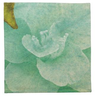 Strukturierte Blume durch Shirley Taylor Stoffserviette