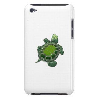 strukturierte Schildkröte 3D Case-Mate iPod Touch Hülle