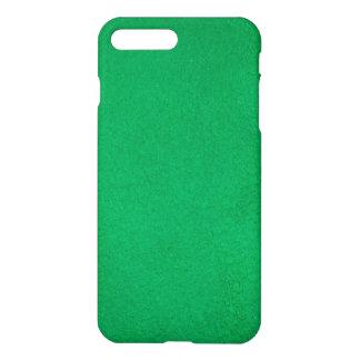 Strukturierter Smaragd iPhone 8 Plus/7 Plus Hülle