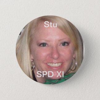 Stu Runder Button 5,1 Cm