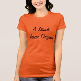 Stuart-Textilienhändler-Vorlagen-T-Shirt T-Shirt