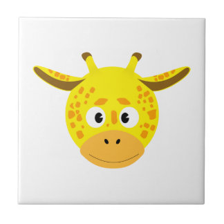 Stück Giraffe Fliese