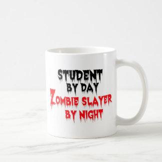 Student durch TageszombieSlayer bis zum Nacht Kaffeetasse