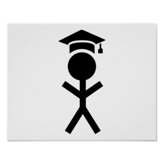 Studenten-Abschlusshut