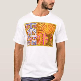 STUDENTEN Reiki Symbolkunst HEILENDE MEISTERn T-Shirt