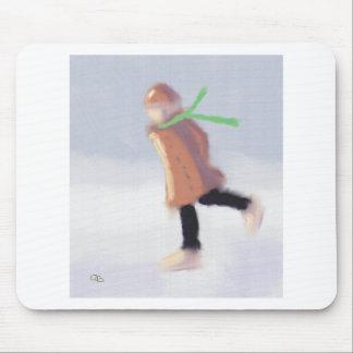 Studie der Skater-Kunst Mousepad
