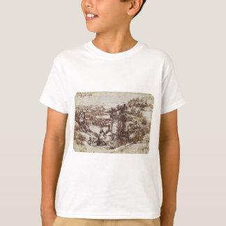 Studie einer toskanischen Landschaft T-Shirt