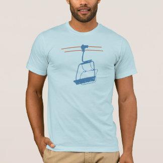 Stuhl-Aufzug T-Shirt