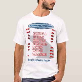 Stumpfer Che u. geschwätzige Anna - T-Shirt
