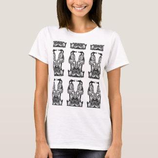 Stunde-Glas-Womens-t T-Shirt