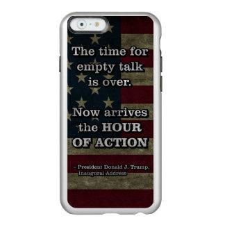 STUNDE PRES45 DER AKTION INCIPIO FEATHER® SHINE iPhone 6 HÜLLE