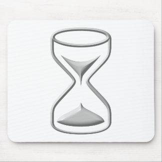 Stunden-Glas/Timer Mousepad
