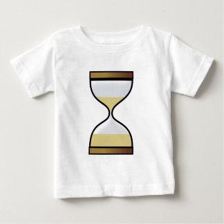 Stundenglas Sanduhr Eieruhr hourglass Baby T-shirt