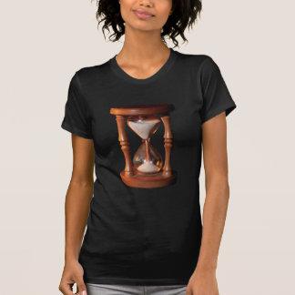 Stundenglas Sanduhr Eieruhr hourglass T-Shirt