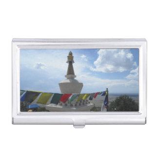 Stupa Visitenkarte-Halter Visitenkarten Etui