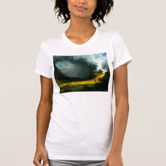 Sturm Alberts Bierstadt im GebirgsT - Shirt