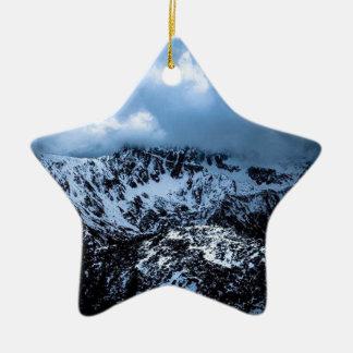 Sturm Brewin Keramik Stern-Ornament