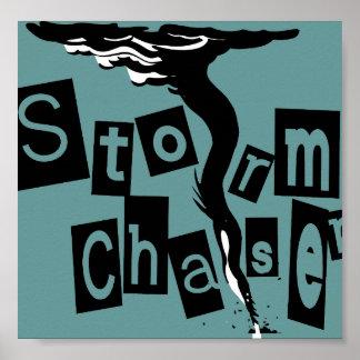 Sturm-Geleitboot-Kasten-Buchstaben Poster