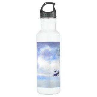 Sturm geworfene Schiffs-Wasser-Flasche Trinkflasche
