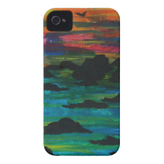 Sturm im Abstand iPhone 4 Case-Mate Hülle