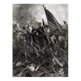 Stürmen des steinigen Punktes, im Juli 1779 Postkarte