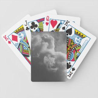 Stürmische Wolken Bicycle Spielkarten
