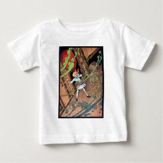 Stürmisches Schiff Baby T-shirt