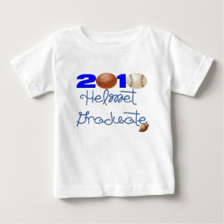 Sturzhelm Grauate Junge und Mädchen 2010, 2011 u. Baby T-shirt