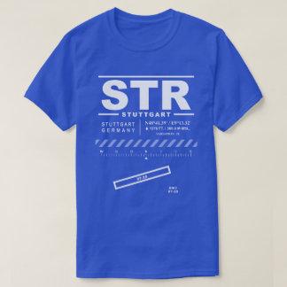 Stuttgart-Flughafen STR T - Shirt