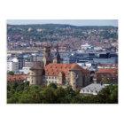 Stuttgart Stadtansicht - Altes Schloss Postkarte