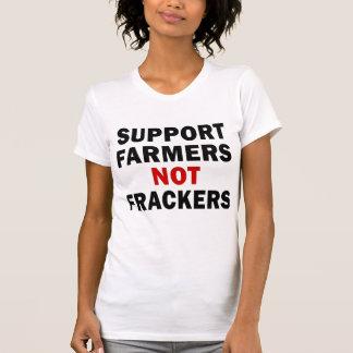 StützBauern, nicht Frackers - die T der Frauen T-Shirt