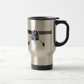 Stütze-Flugzeug Kaffeehaferl