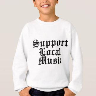 Stützeinheimisch-Musik Sweatshirt