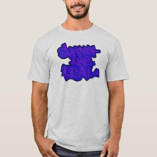 Stützen Sie das wirkliche T-Shirt