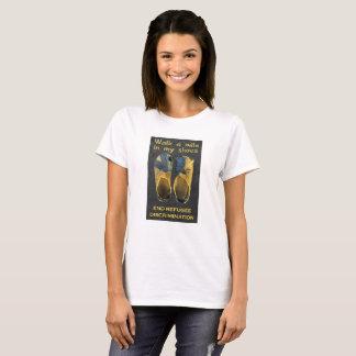 Stützflüchtlinge T-Shirt