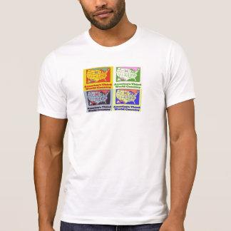 Stützkiefern-Ridge-Reservierung T-Shirt