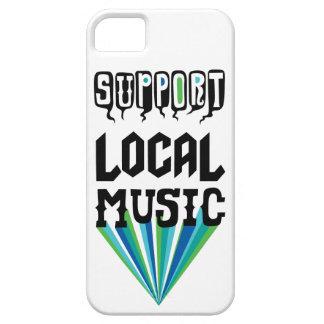 Stützlokaler Musik iphone 5 Fall iPhone 5 Etuis