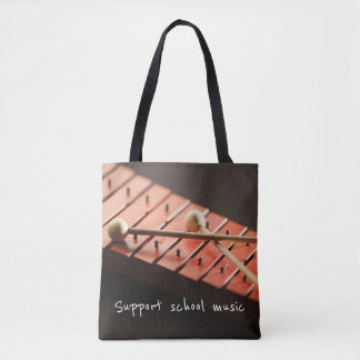 Stützschulmusikxylophone-Tasche Tasche