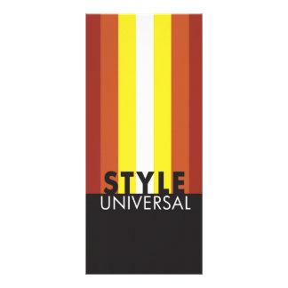 stylelines Gestellkarte Werbekarte
