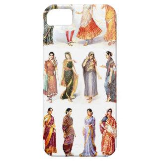 Styles_of_Sari Vintager Druck iPhone 5 Hülle