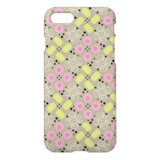 Stylishness-u. Spaß-rosa und grüner iPhone 7 iPhone 8/7 Hülle