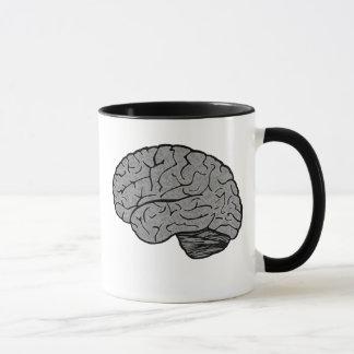 Stylized Gehirn-Tasse Tasse