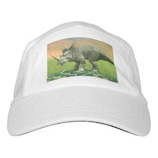 Styracosaurusdinosaurier - 3D übertragen Headsweats Kappe