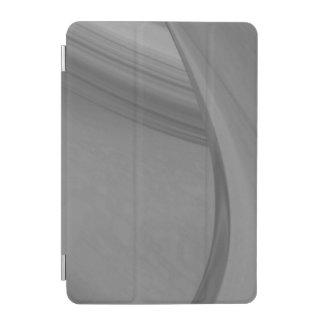 Subtile Holzkohle iPad Mini Hülle