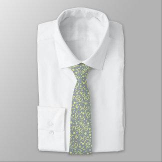 Subtile und hoch entwickelte Party-/Feier-Krawatte
