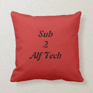 Subvention 2 Alf Technologie-Kissen Kissen